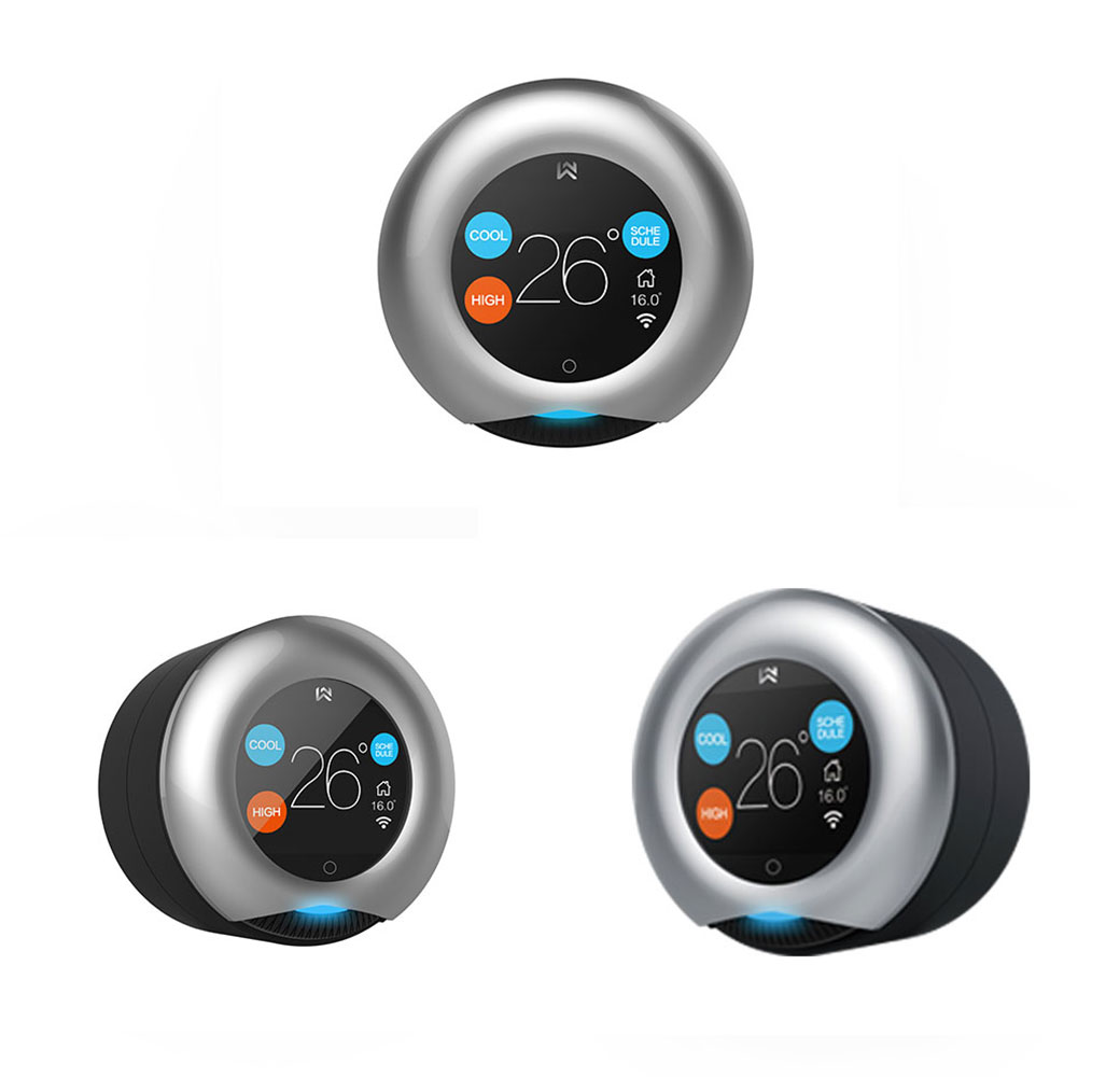 3 Heat / 2 Cool Universal Thermostat