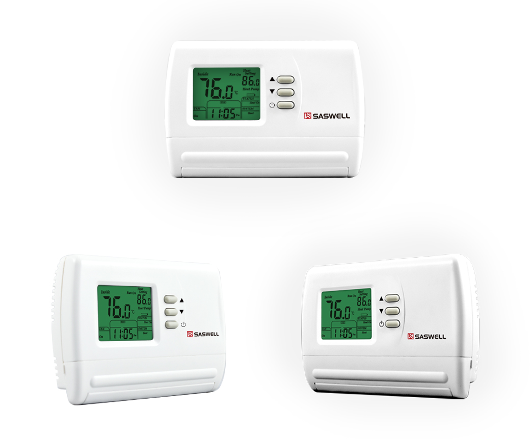 Multi-stage thermostat