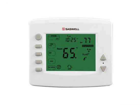Thermostat universel 3 Chaleur / 2 Froid, 3 Thermostat programmable Chaleur 2 Froid, 3 Thermostats Programmable Chaleur 2 Froid